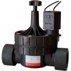 "Rain 156 1"" F electric valve with 24V solenoid and flow control"