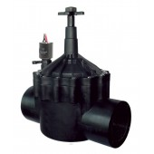 "Rain 180 3"" F electric valve with 9V solenoid and flow control"
