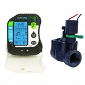 """Rain amico PRO with RN 150 1"""" F electric valve - electronic digital programmer for irrigation"""